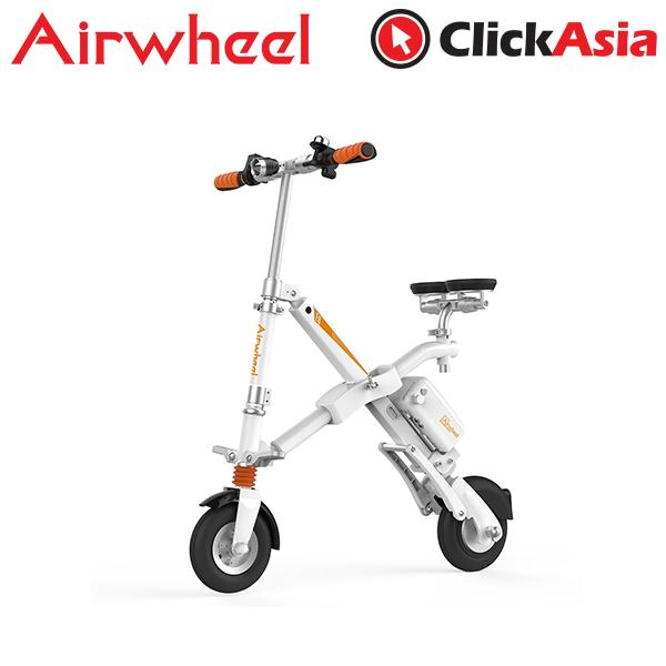 Airwheel E6 Ebike - White By Clickasia