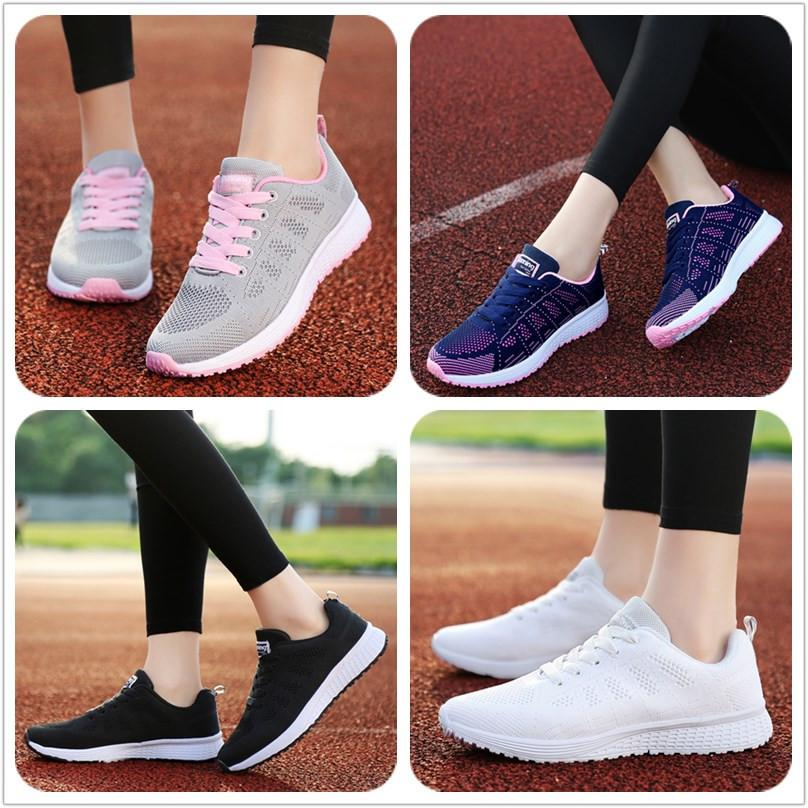 Xy Abia Size 35 40 Women Fashion Sport Shoes Breathable Running Shoes In Stock