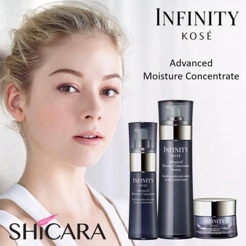 Buy Kose Infinity Advanced Moisture Concentrate Set (3 pcs) - SHICARA Singapore