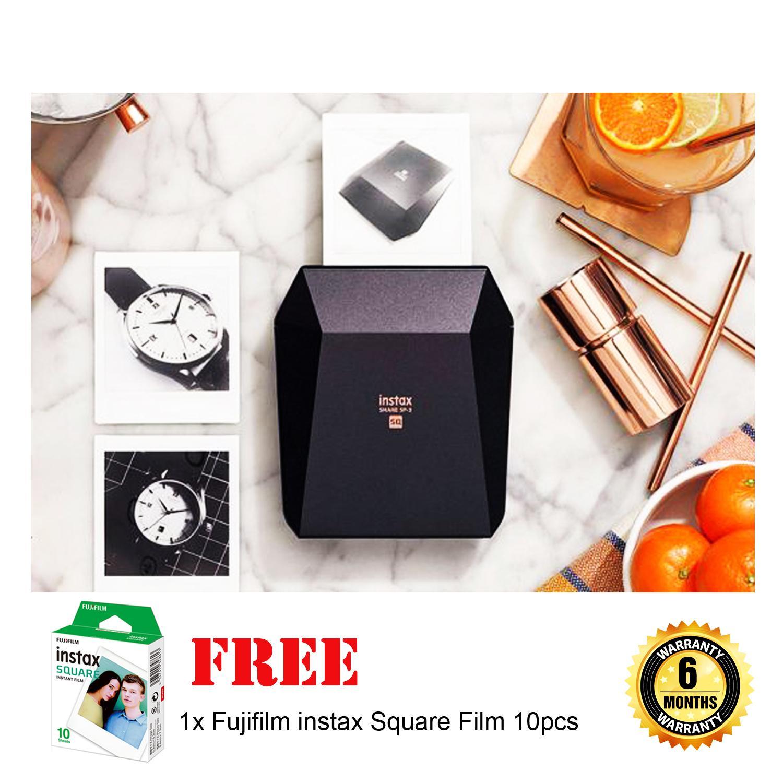 Fujifilm Mirrorless X T2 Body Only Intax Share Sp2 Silver Daftar Pro2 Kit Xf 23mm F 20r Wr Black Pwp 56mm F12 Instax Sp 3 Square Printer