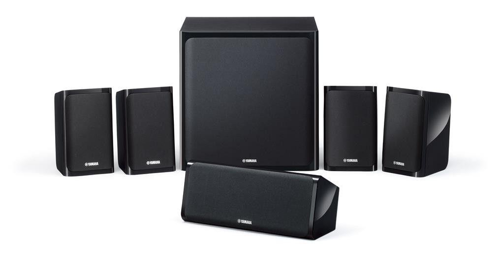 Yamaha Ns-P40 5.1-Channel Speaker System By Fepl.