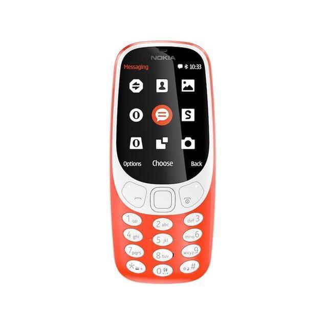 Discount Nokia 3310 3G 1Yr Nokia Sg Warranty Nokia
