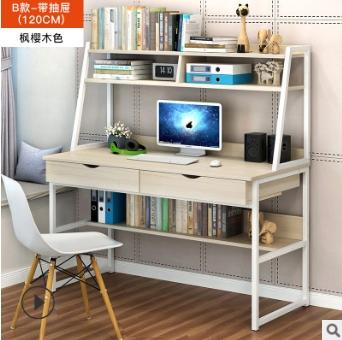 JIJI ASON Table with Cabinet 120 X 48 CM (Free Installation) - Study Tables / Office Table/ Desktop Table/ Computer Table/ Laptop Table/Desk/Study Desk /Home Table