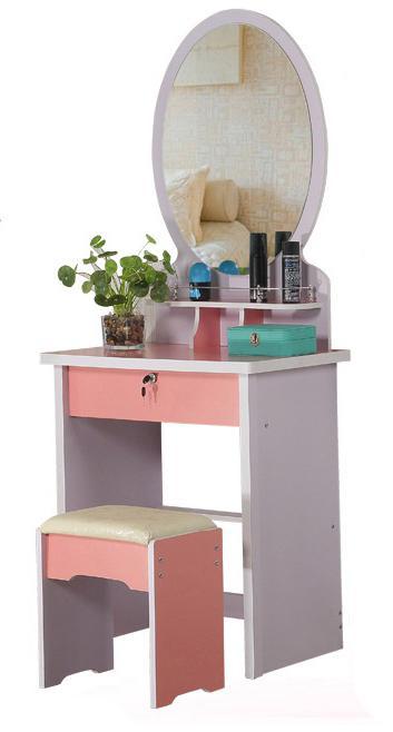 Tina Dressing Table Set (Free Installation & Warranty 1 Year)