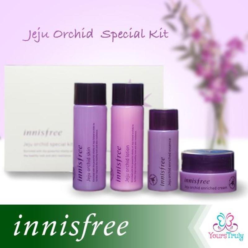 Buy innisfree Jeju Orchid Special Set Singapore