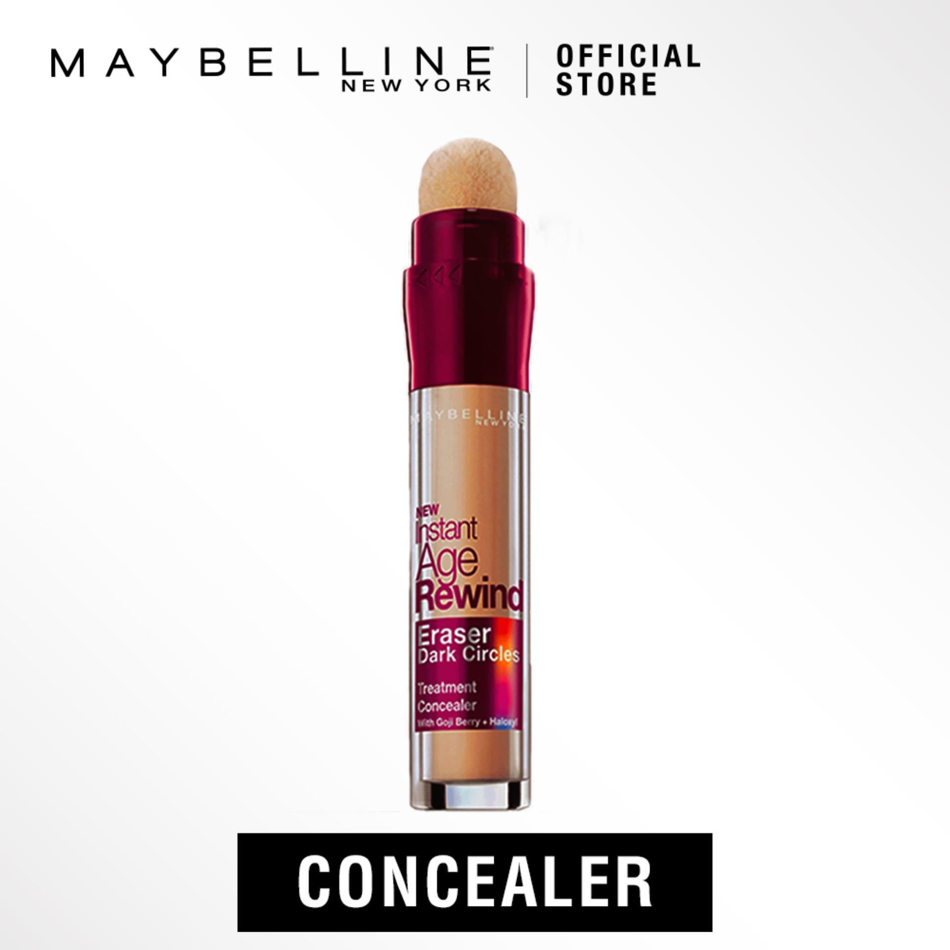 Instant Age Rewind Dark Circle Eraser - (2-In-1 Concealer + Treatment) By Maybelline By Maybelline.