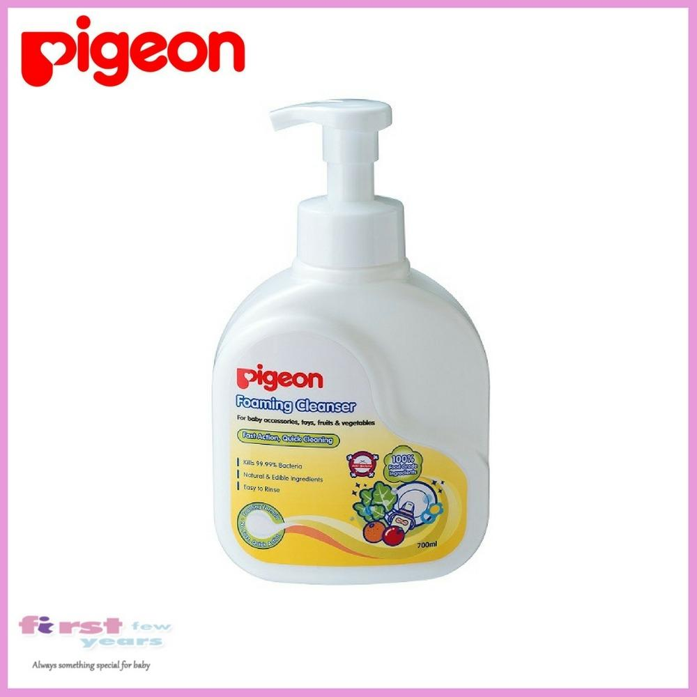 Compare Price Pigeon Foaming Liquid Cleanser 700Ml On Singapore