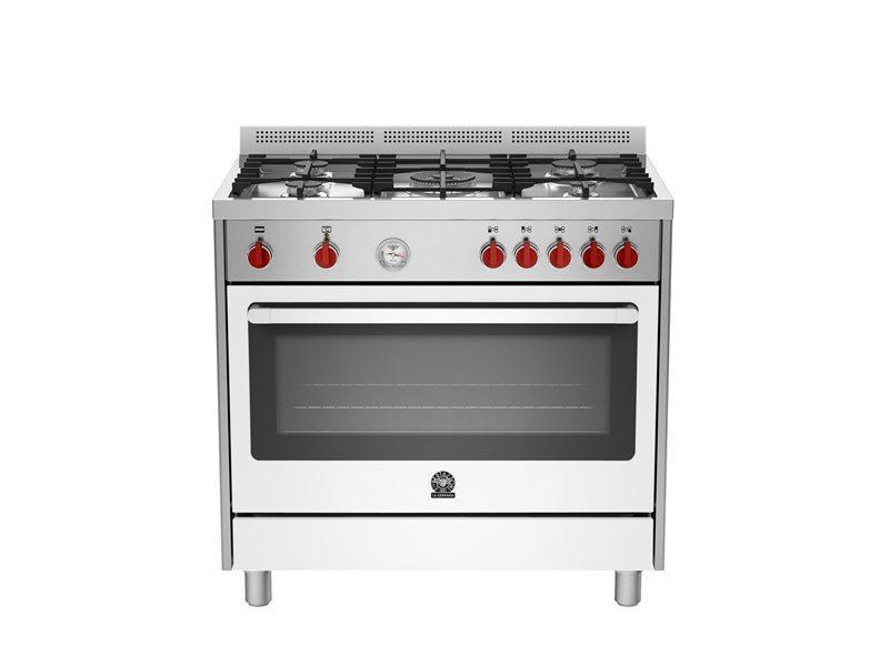 La Germania Ris95c61lbx Free Standing Cooker.