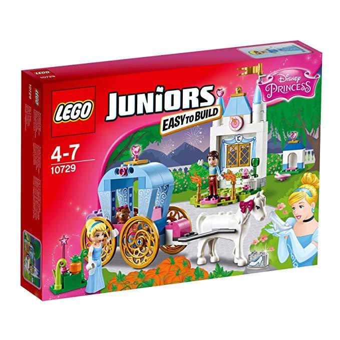 LEGO Junior Cinderellas carriage 10729 (116 Pieces) - Brand New