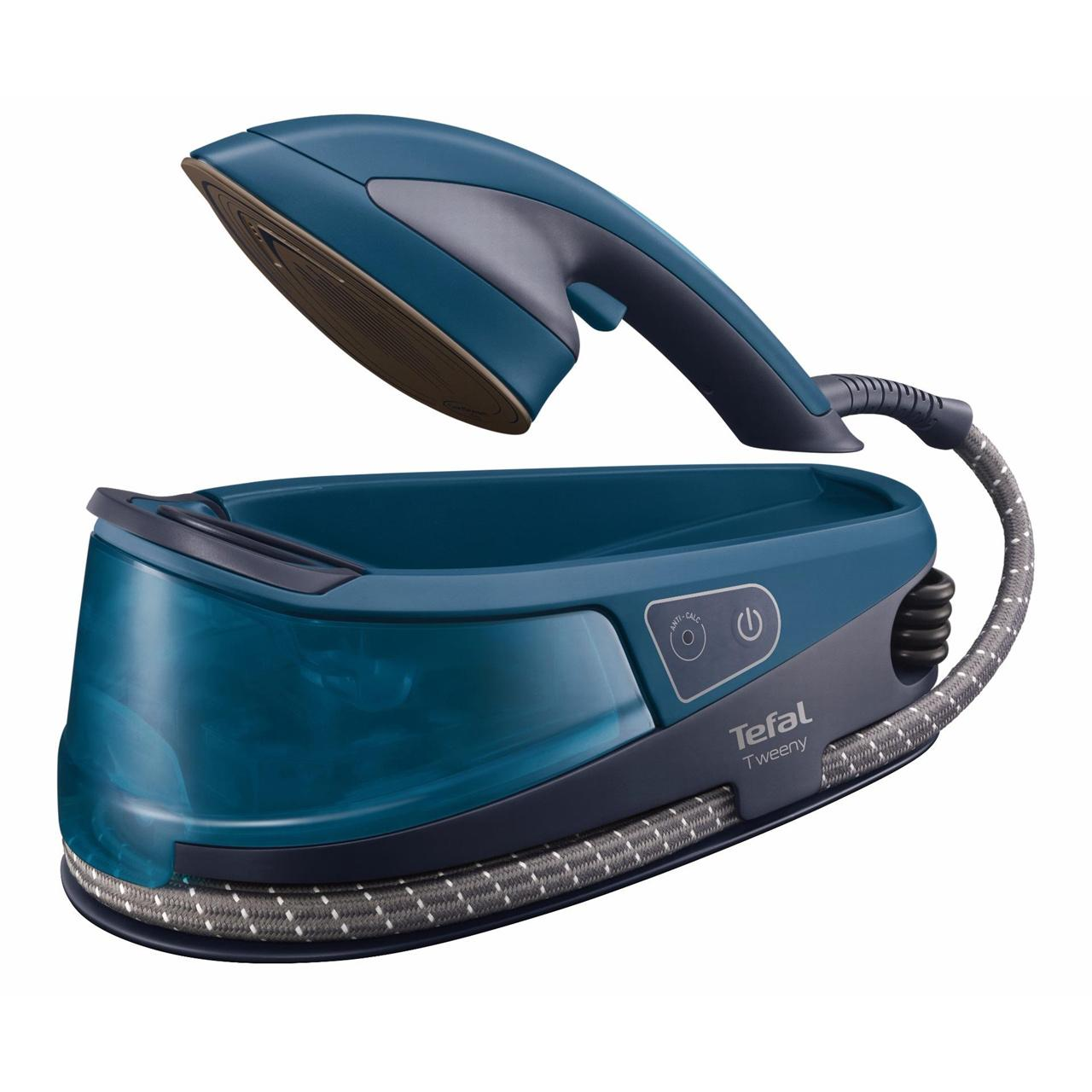 Tefal Ni5020 2-In-1 Tweeny Steam Iron And Garment Steamer By Fepl.