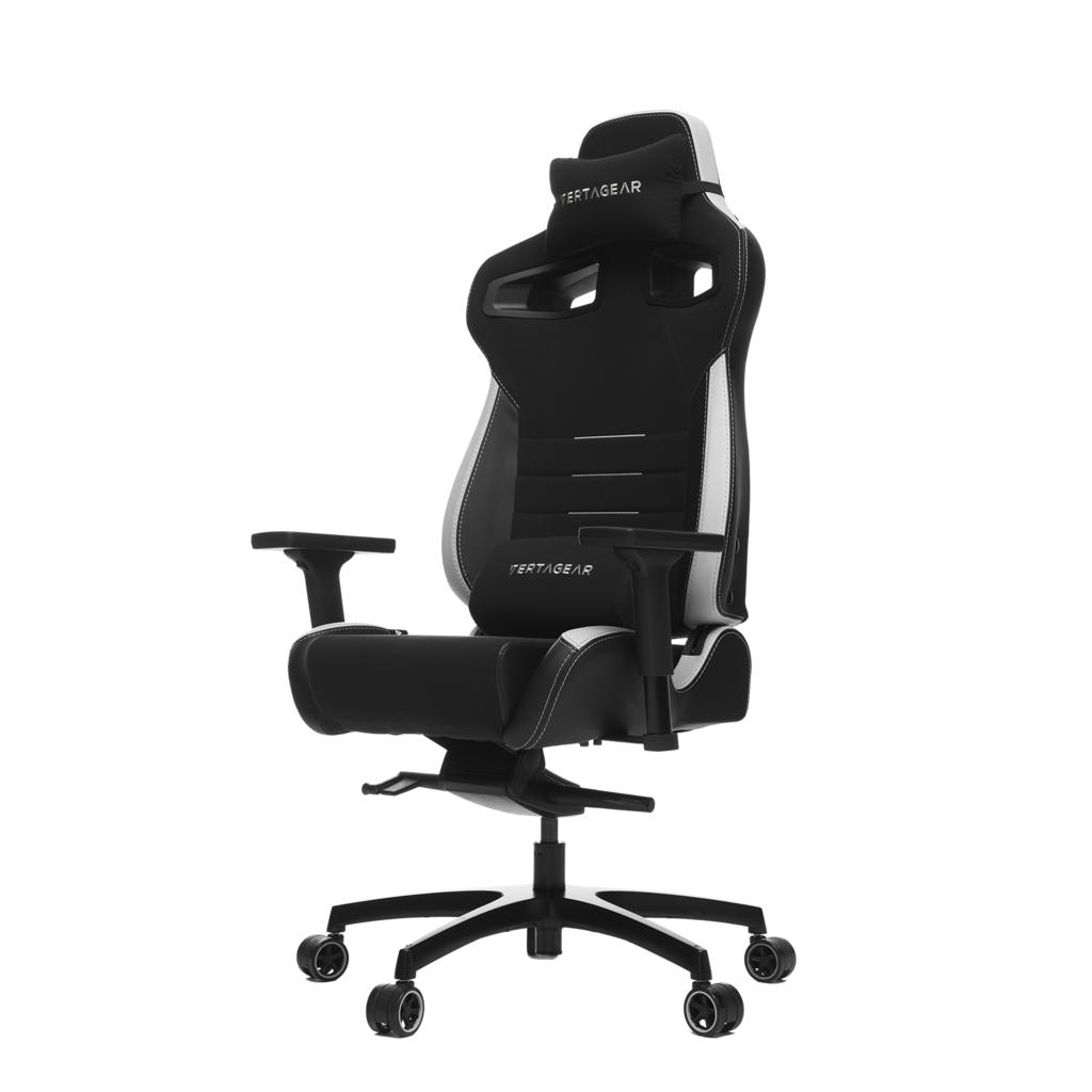 Vertagear Racing Series P-Line PL4500 Gaming Chair - Black/White Edition