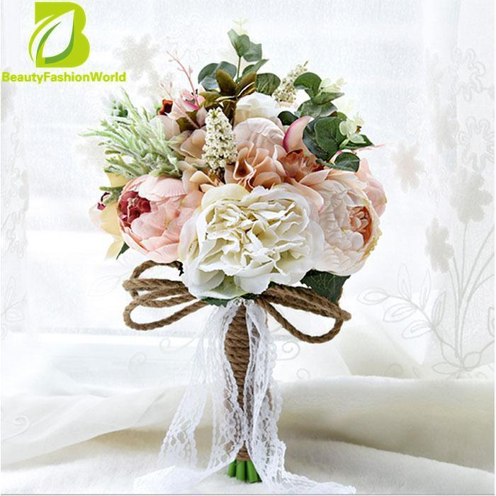 Bridal Bouquet Accessories Bridesmaid Simple Designed Party Wedding Supplies - intl
