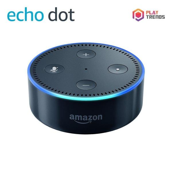 Amazon Echo Dot 2 (2nd Generation) -Black/White - Lazada Birthday Promotion!