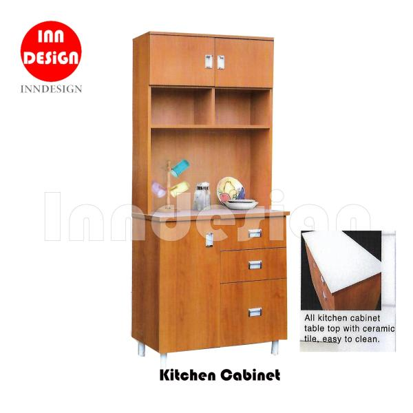 [Delivery Within 1-3 Days] Natel Kitchen Cabinet
