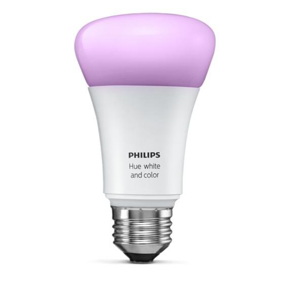 PHILIPS Hue Ambiance White and Colour Extension 10W A60 E27 SINGLE Bulb