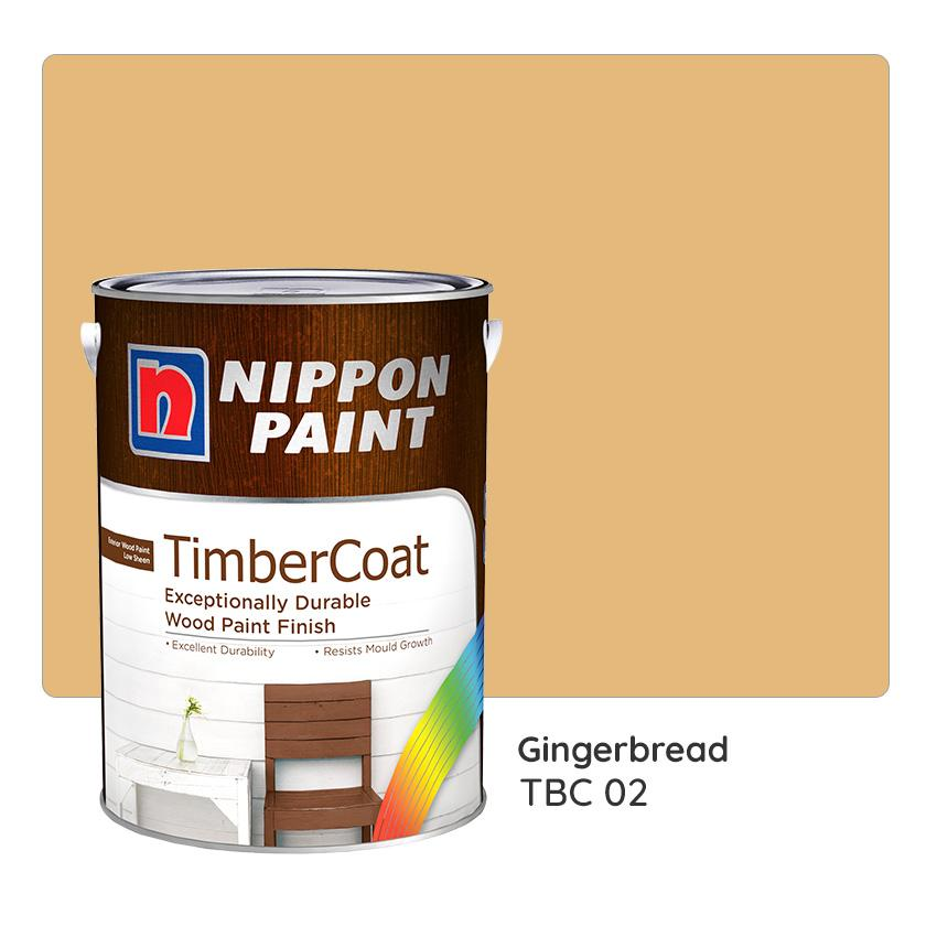 Nippon Paint Timbercoat Tbc 02 1L Compare Prices