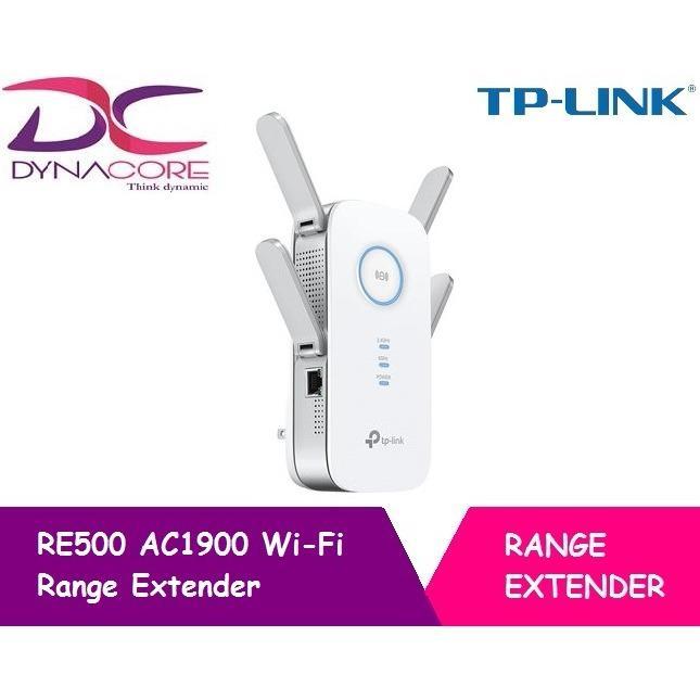 Tp Link Re500 Ac1900 Wi Fi Range Extender Online