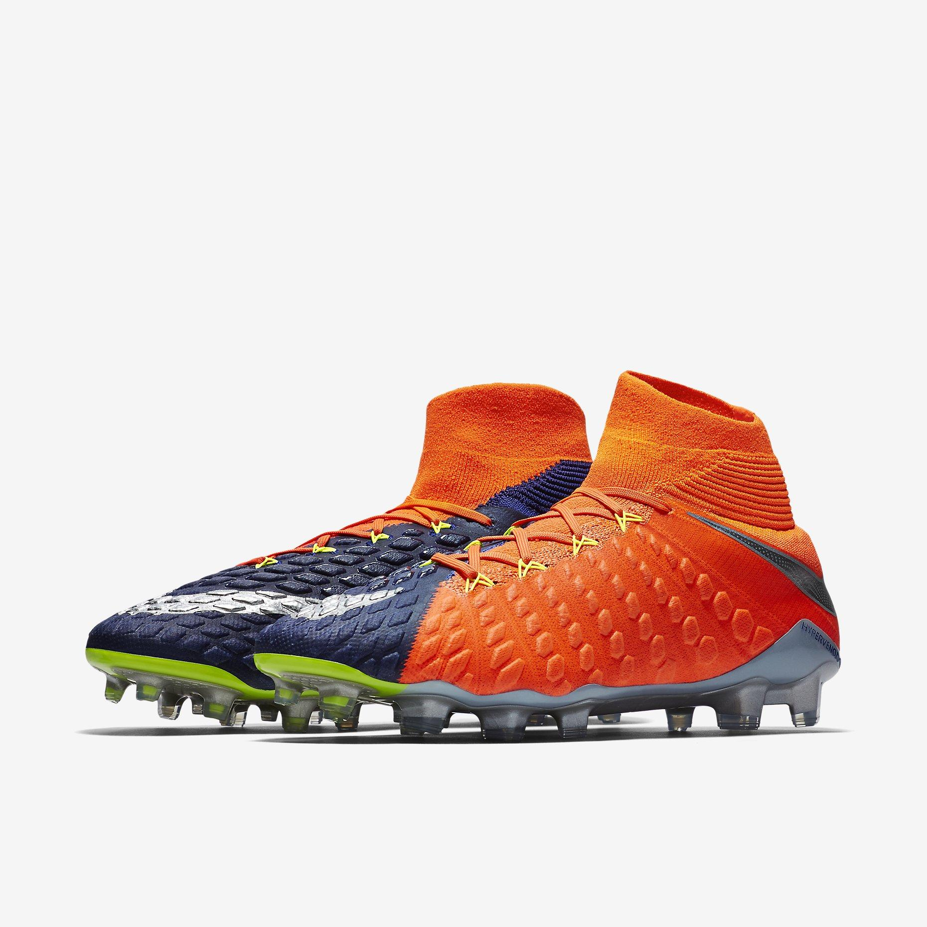 Nike Hypervenom Phantom Iii Df Firm Ground Boots By Soccer Unlimited (capitaland Merchant).