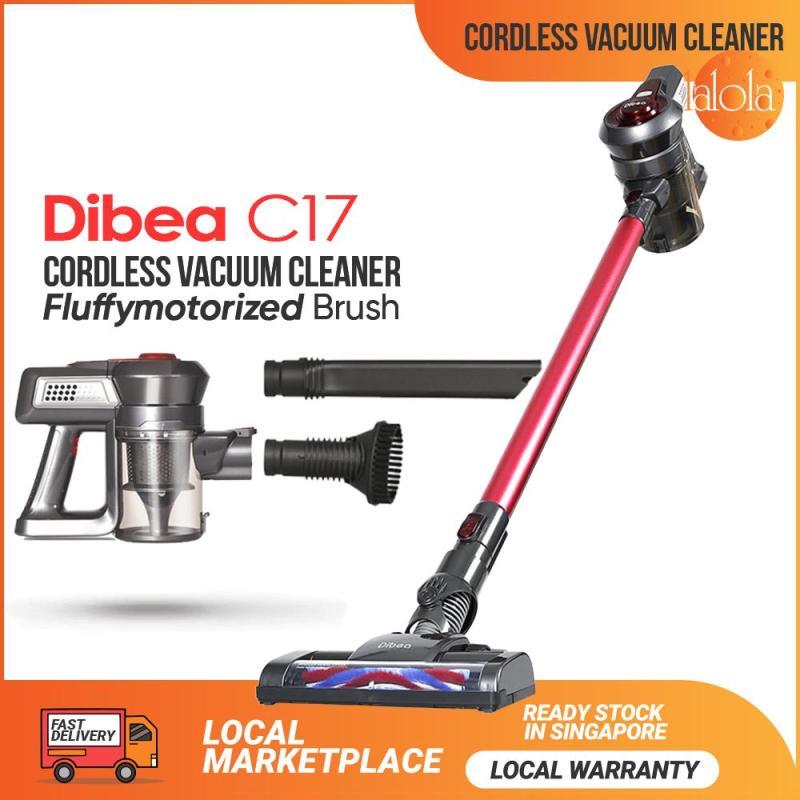 DIBEA® C17 CORDLESS VACUUM CLEANER Singapore