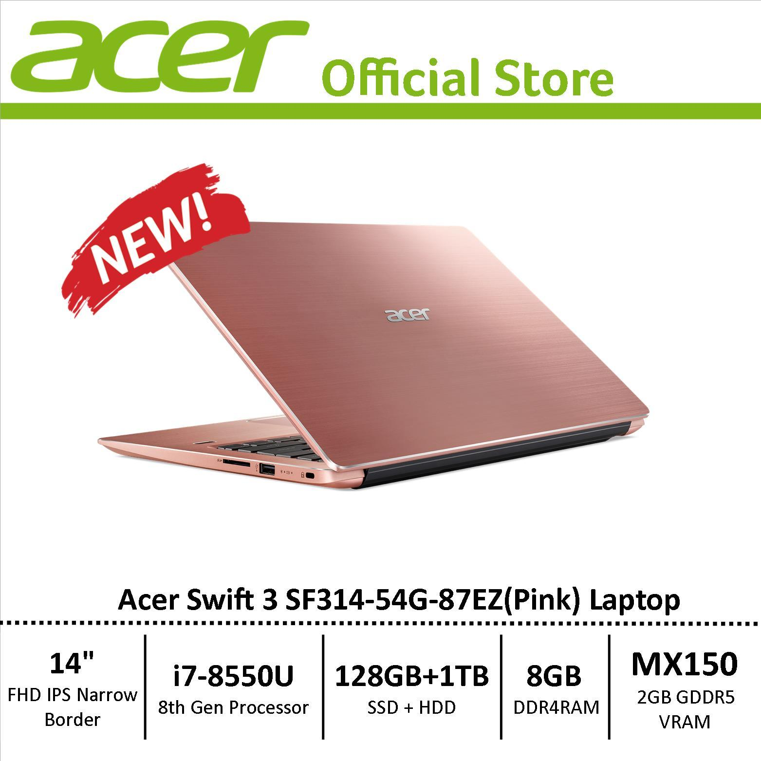 Buy Sell Cheapest Acer Aspire I7 Best Quality Product Deals Predator G6 710 6700k Gtx 980 4gb 16gb Ddr4 1tb Win10 Black Swift 3 Sf314 54g Thin And Light Narrow Border Design Laptop 8th Generation