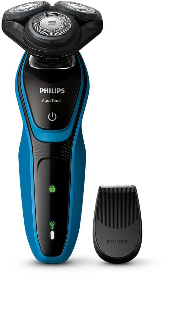 Philips S5050 Aquatouch Wet And Dry Electric Shaver By Home & Life Essentials.