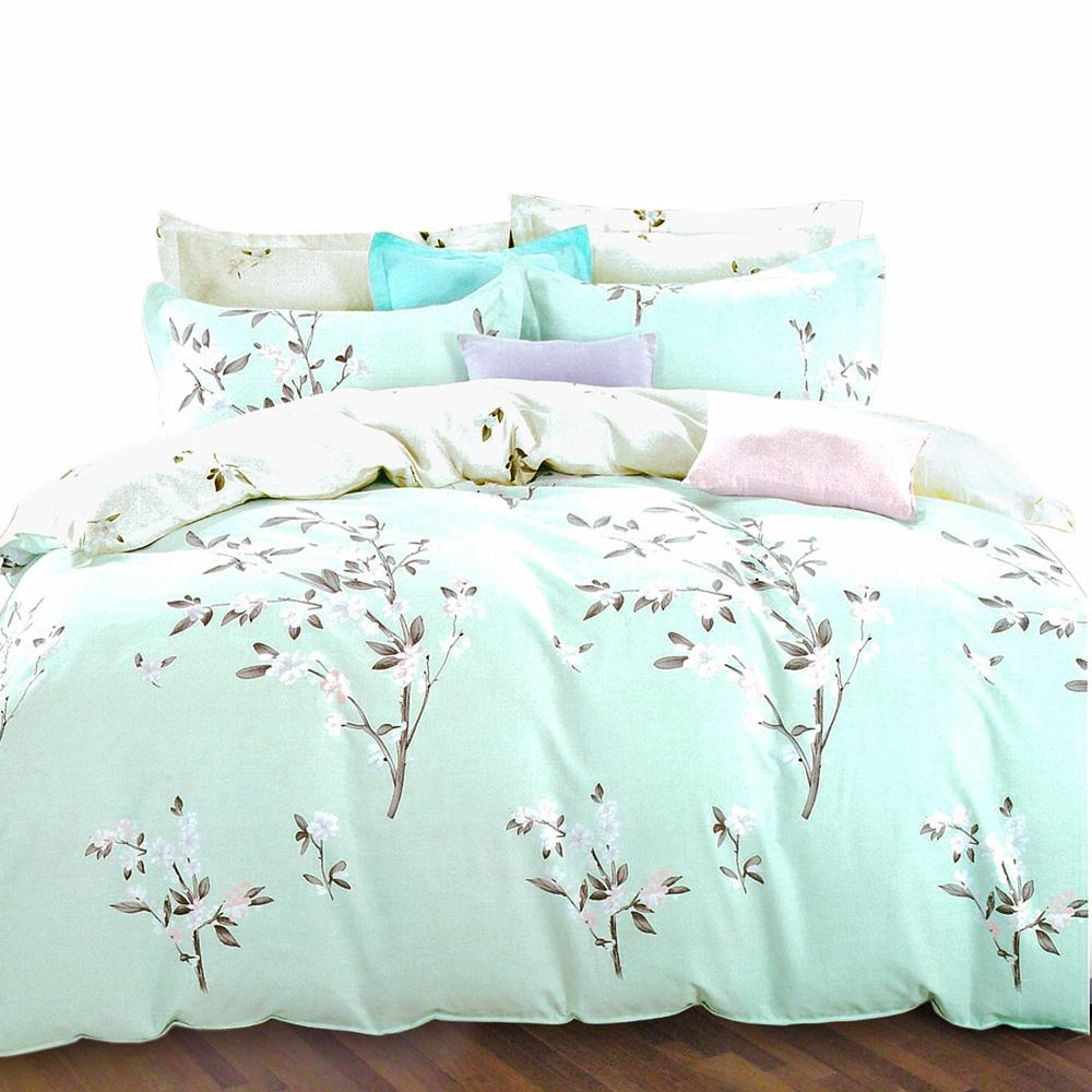 Essina Lisabena 100% Cotton Fitted Bedsheet Set