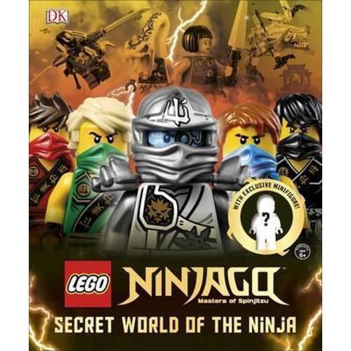 LEGO Ninjago Secret World of the Ninja : With Minifigure