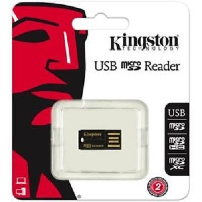 Kingston USB Media Card Readers FCR-MRG2 3PM.SG
