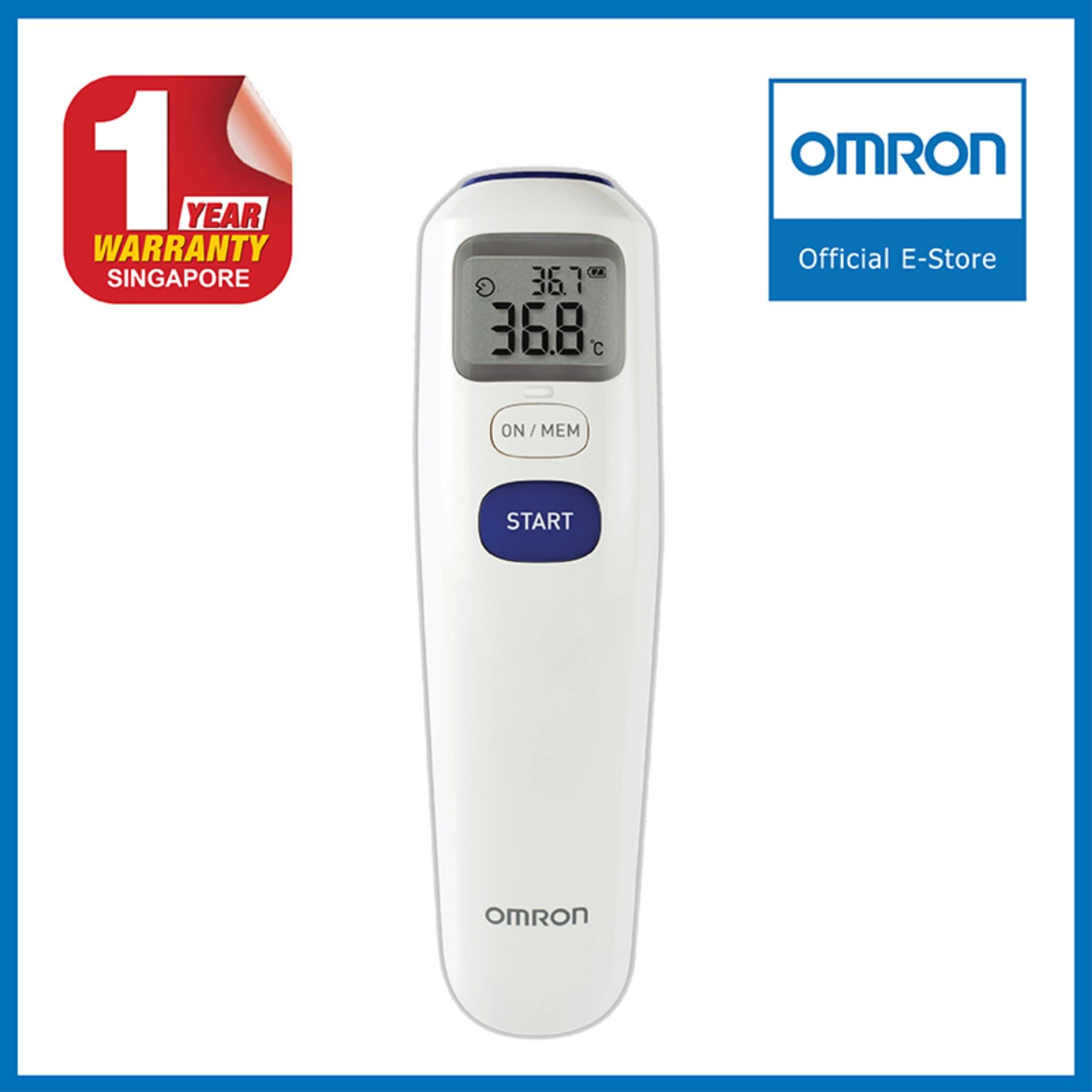 Latest Omron Health Monitors Tests Products Enjoy Huge Discounts Hem 7211 Automatic Blood Pressure Monitor Forehead Thermometer Mc 720