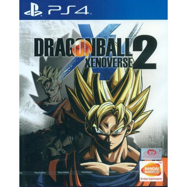 Ps4 Dragon Ball Xenoverse 2 As R3 For Sale
