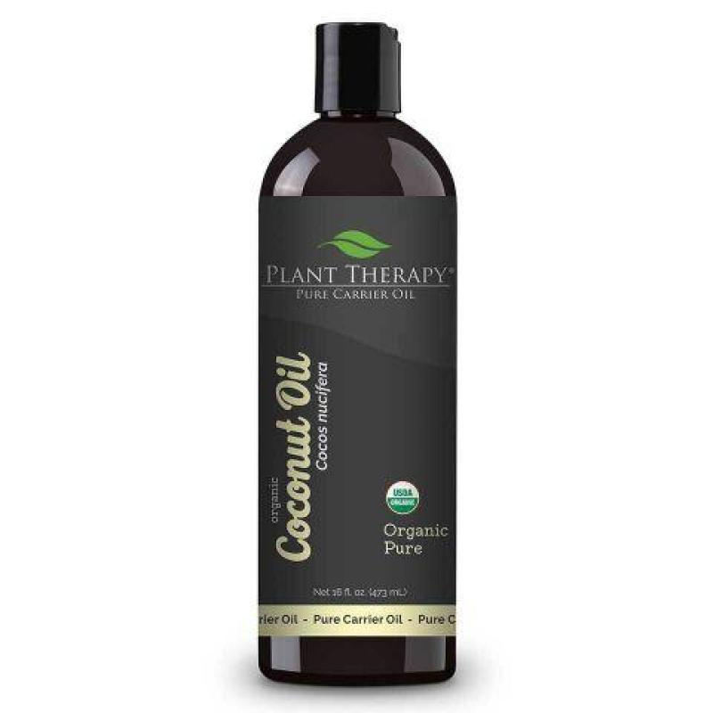 Buy Plant Therapy Organic Fractionated Coconut Carrier Oil 473ml Singapore