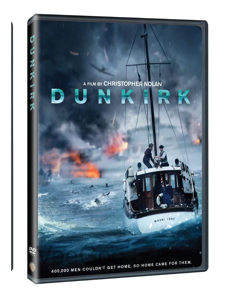 DUNKIRK DVD (PG13/C3)