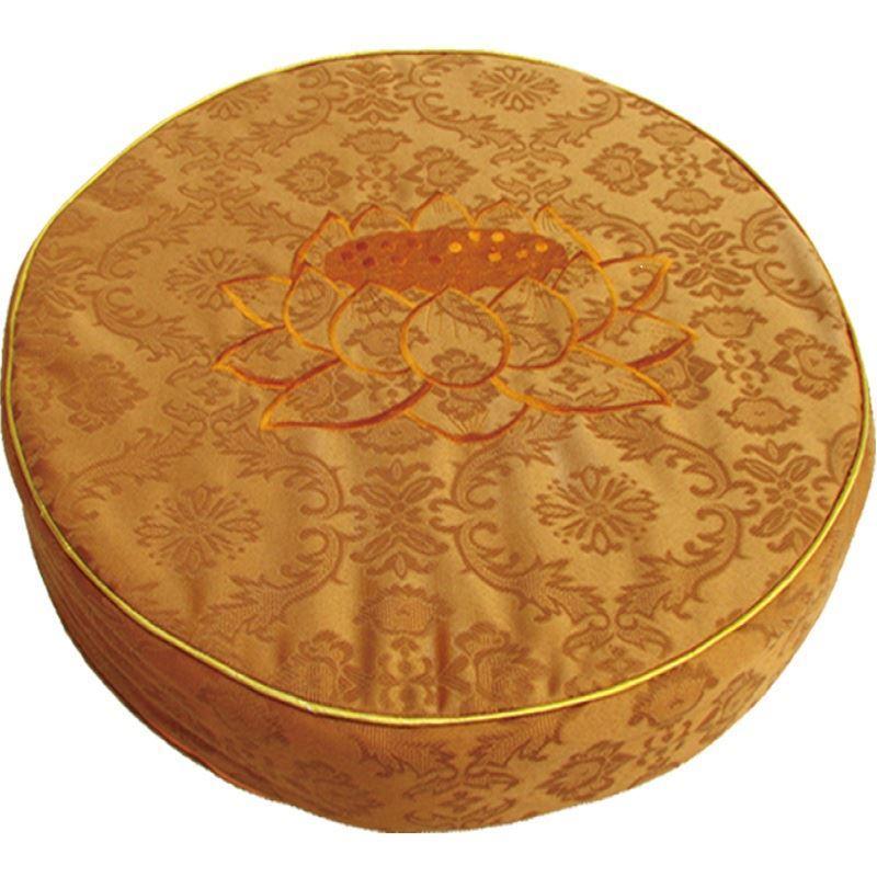 Coconut Shred LOTUS da zuo dian Buddhism Supplies Futon Prayer Mat Prayer Mats Thick Buddha Pad Genuflect Pad 55*8