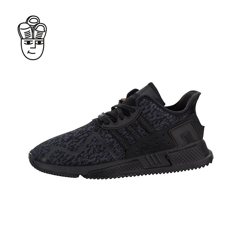 Adidas EQT Cushion ADV (Black Friday) Running Shoes Men by9507 -SH 8921b1d83