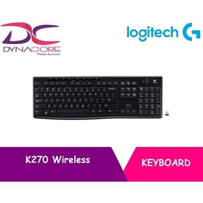 Logitech K270 Wireless Keyboard Singapore