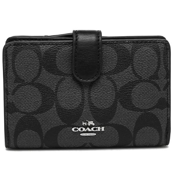 Coach F23553 Medium Corner Zip Wallet In Signature Lower Price