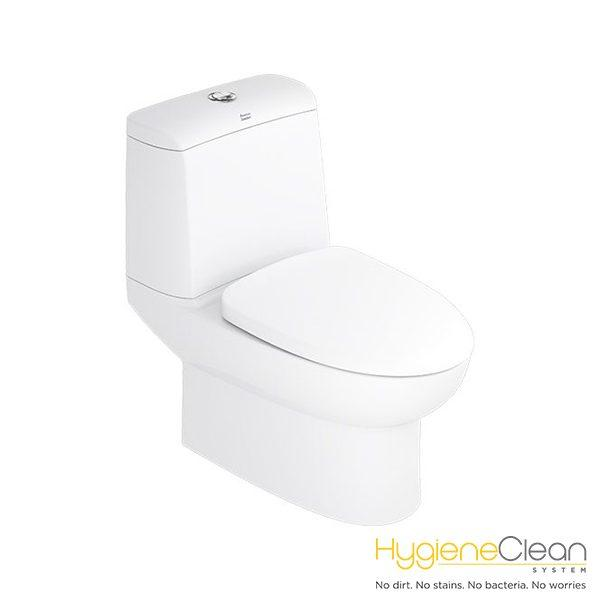 American standard Milano closed couples Toilet Bowl