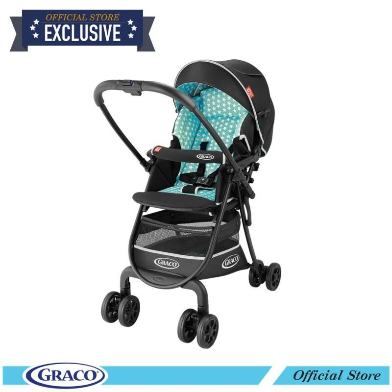 Graco Citilite R UP (SAX BLUE) JAPAN FASHION Singapore
