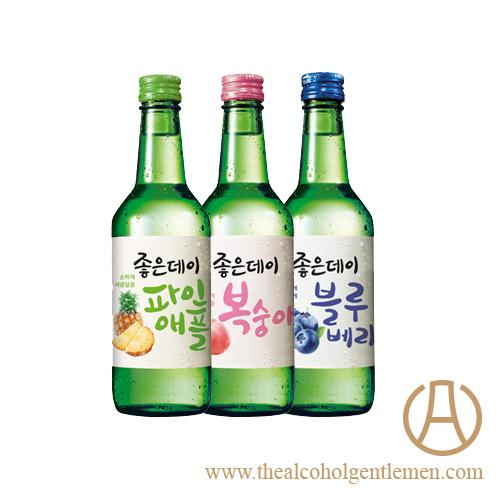 Good Day Pomegranate Soju Mix And Match (3 Bottles X 360ml) By The Alcohol Gentlemen.