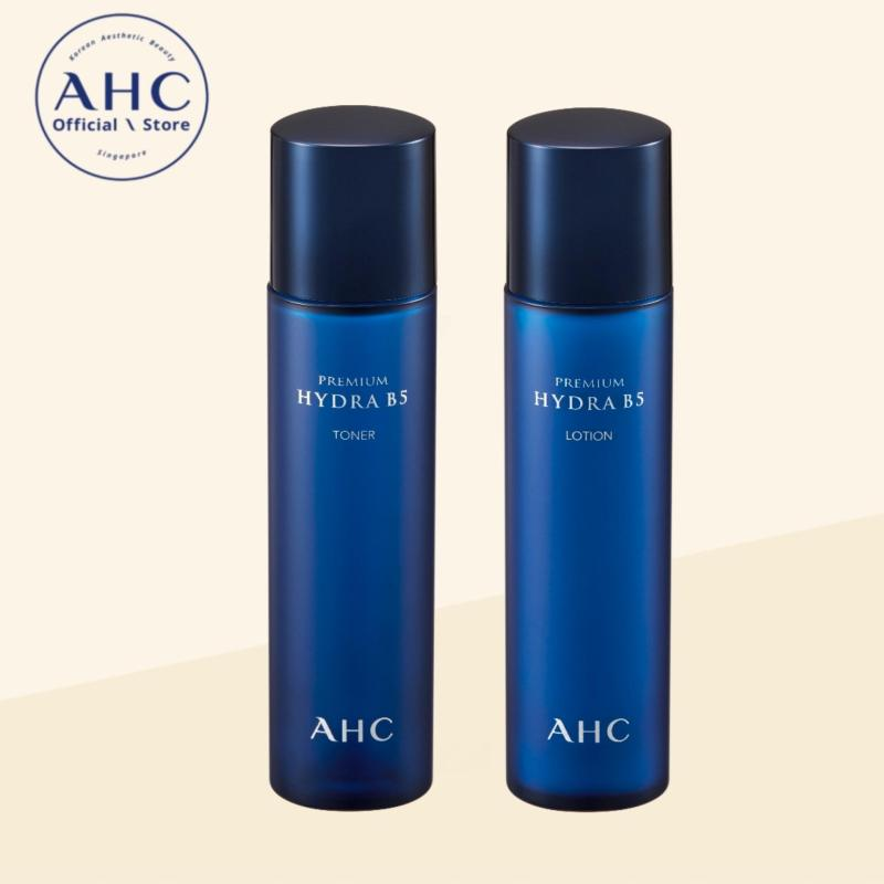 Buy AHC Premium Hydra B5 Toner and Lotion Gift Set Singapore