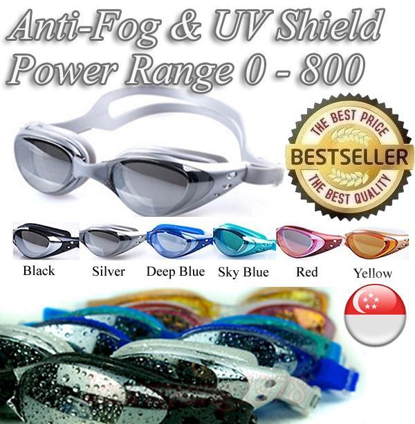 602df5994e8 Adult Kid Prescription Swimming Goggles Degree Myopia (Power 800) -8.0
