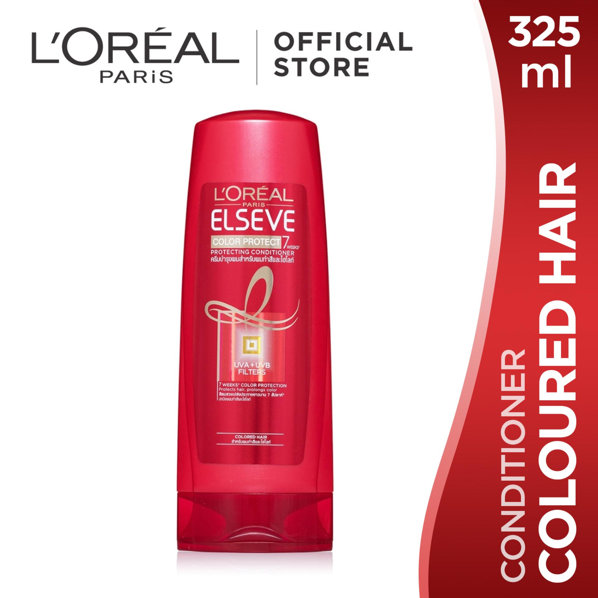 Loreal Paris Elseve Color-Vive Protecting Conditioner 325 Ml By Loreal Paris.
