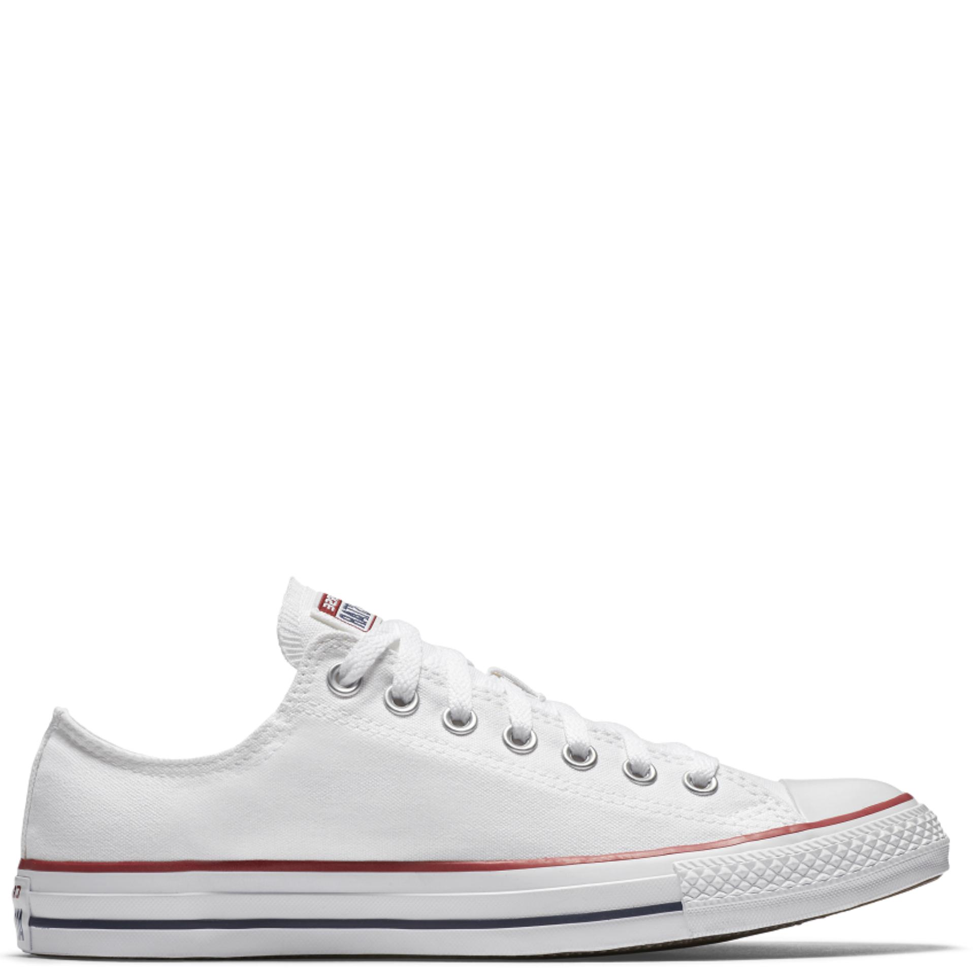 d3eb1b523947 CONVERSE CHUCK TAYLOR ALL STAR - OX - OPTICAL WHITE M7652C