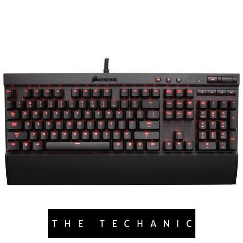 CORSAIR GAMING K70 MECHANICAL GAMING KEYBOARD - CHERRY MX BROWN Singapore