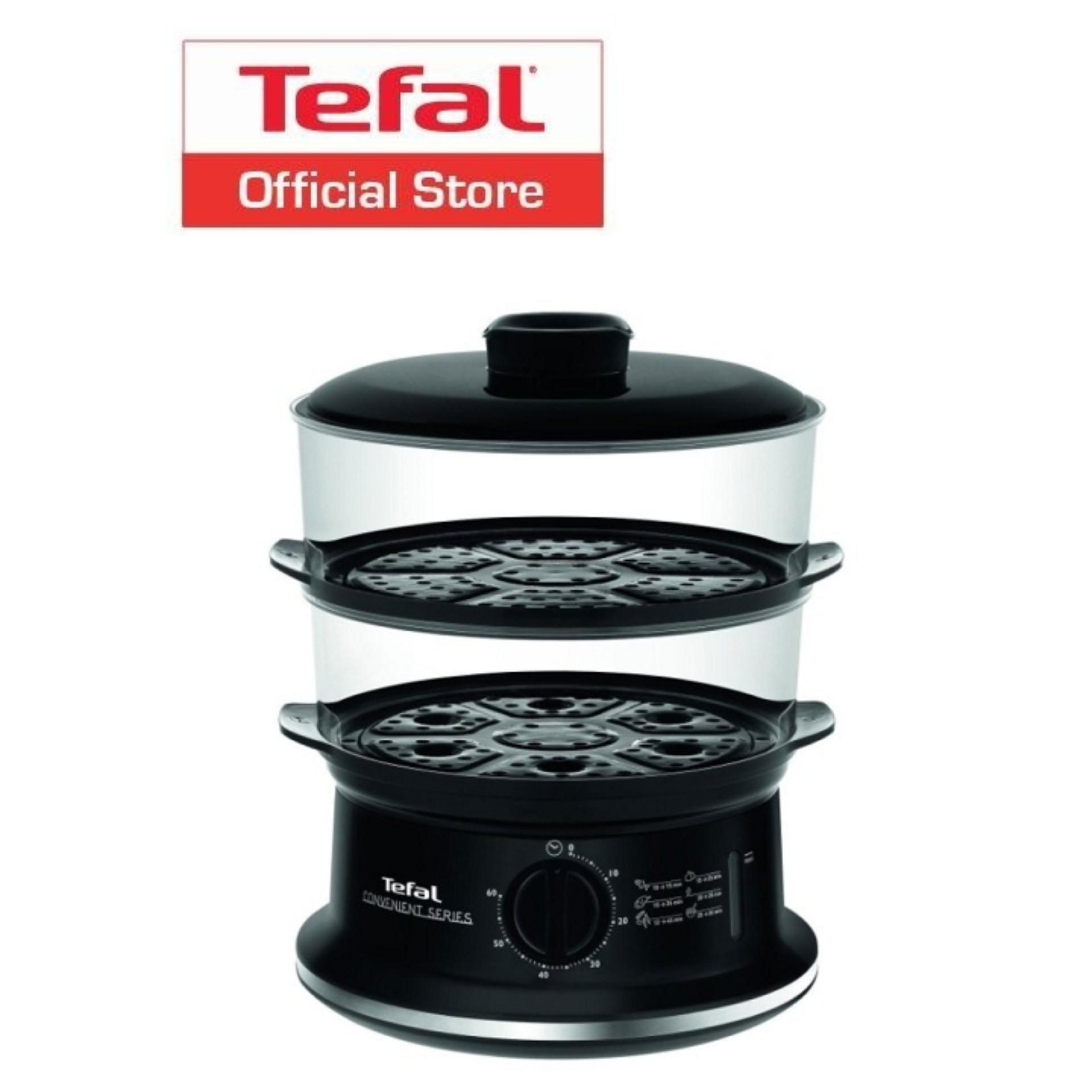 Tefal Convenient Series Steamer Vc1401 By Tefal Official Store.