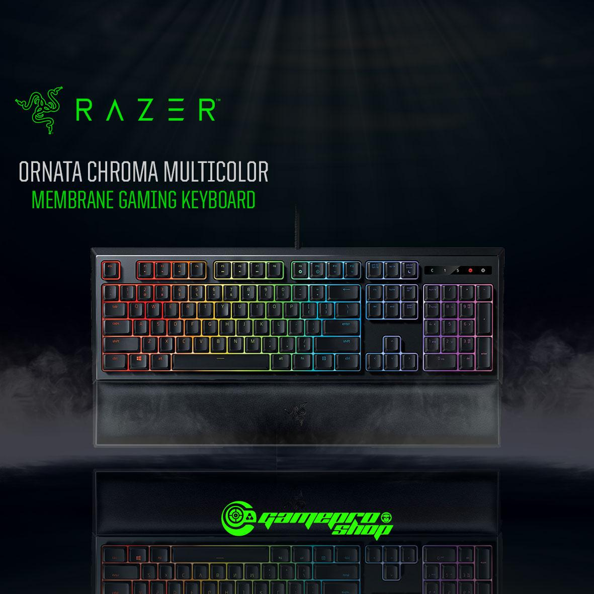 124e803fc5e Singapore. Razer Ornata Chroma Mechanical Membrane Keyboard *GSS PROMO*
