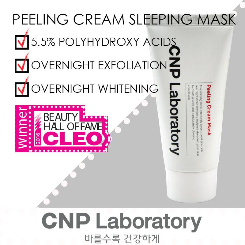 Where Can You Buy Cnp Laboratory Peeling Cream Sleeping Mask 80Ml