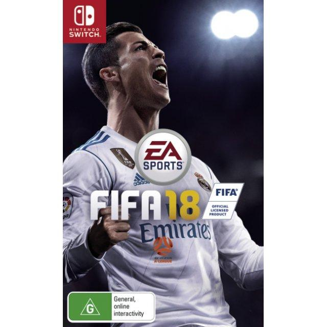 Best Rated Nintendo Switch Fifa 18
