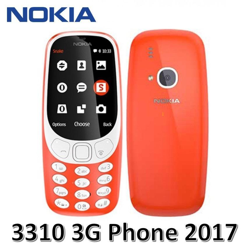 Where To Buy Nokia 3310 3G Phone Brand New Local Set