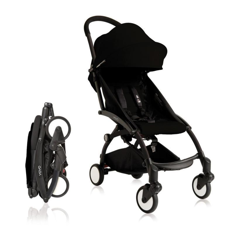 Babyzen Yoyo+ Stroller (6 months+, Black Frame) Singapore